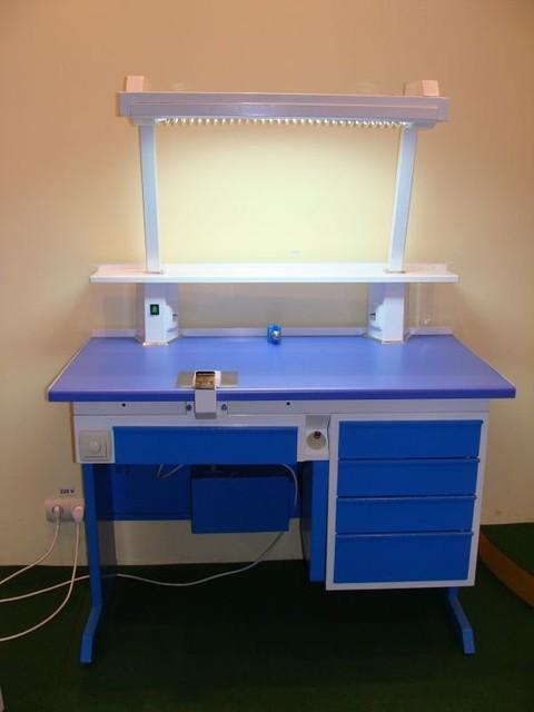Зуботехнические столы своими руками